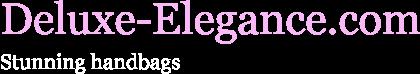 Deluxe-Elegance.com Logo